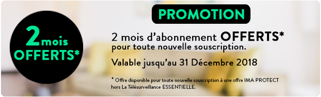 PROMO 2 Mois OFFERTS