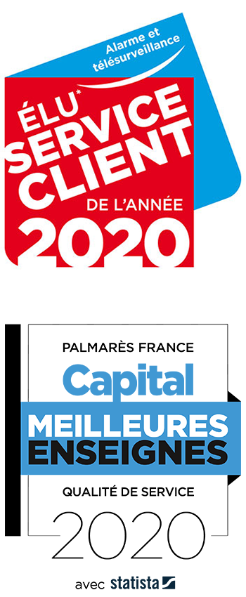 Elu service client de l'année 2020