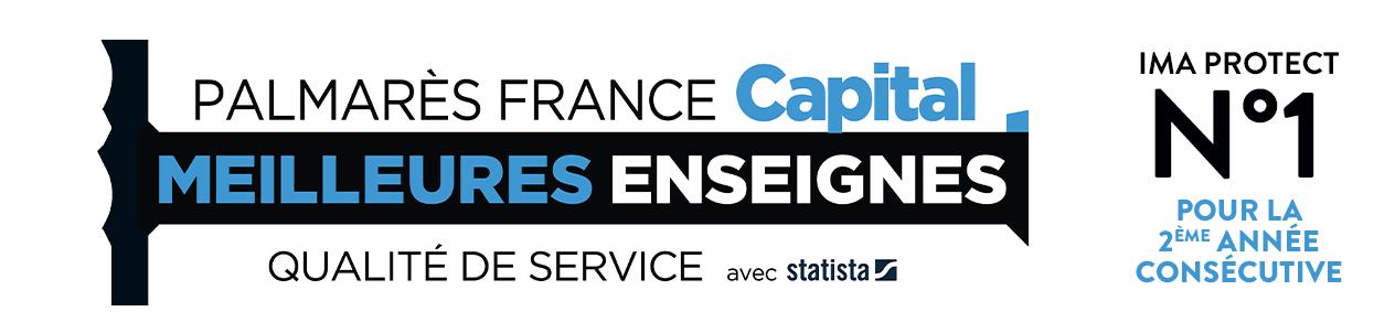 Palmarès France Capital Meilleures enseignes
