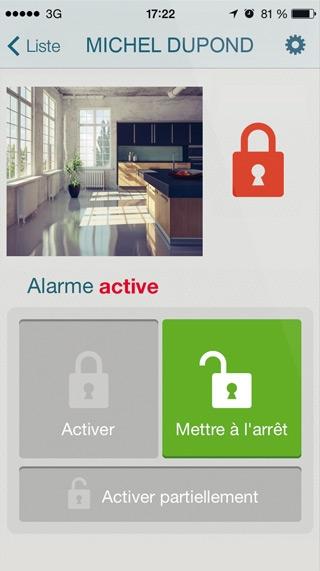 t l surveillance alarme maison et appartement ima protect. Black Bedroom Furniture Sets. Home Design Ideas