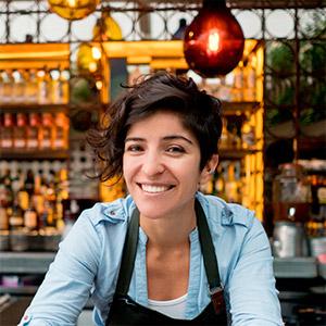 Agnès - Restauratrice