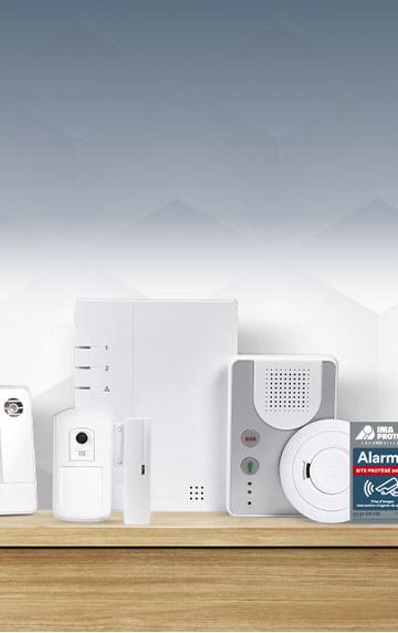 Télésurveillance Alarme Maison Et Appartement Ima Protect